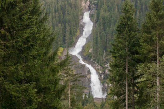 Austria - Tyrol - Krimml - Waterfalls © PT Wilding
