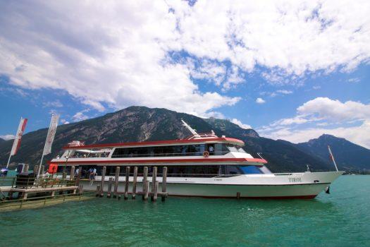 Austria - Tyrol - Pertisau - Achensee Lake Cruise © PT Wilding