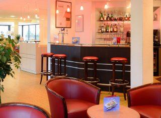 Bar at Ibis Caen Herouville Savary