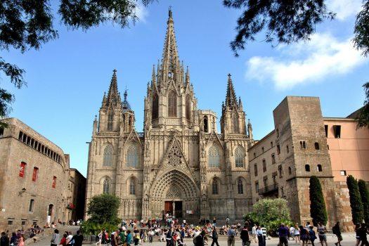Spain, Barcelona Gothic Quarter, Cathedral, Group Travel © Turisme de Barcelona