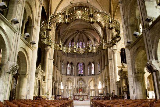 Basilica Saint-Remi (c) Reims Tourist Office - Carmen Moya