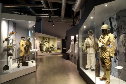 Belgium, World War 2, WW2, Battle of the Bulge, Bastogne War Museum
