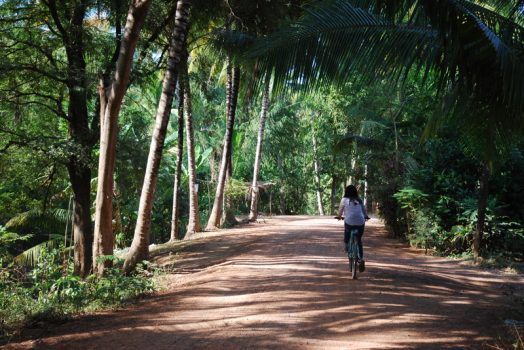 Cambodia, Battambang, cycling tour, bike tour © Easia Travel