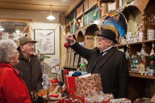 Beamish Open Air Museum, north of England - Be enchanted by Christmas
