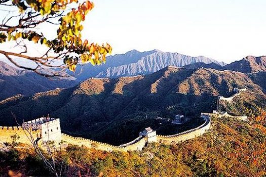 Mutianyu, Great Wall, Beijing China NCN