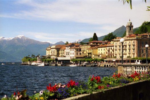 Bellagio panorama, Lake Como, Italy ©Courtesy of Settore Turismo – Provincia di Como