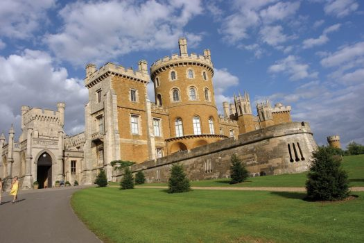 Belvoir Castle, Leicestershire - Front