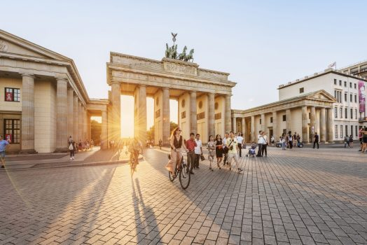 Brandenburg Gate, Berlin, Germany © visitBerlin, Dagmar Schwelle, GNTB