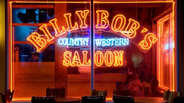 Billy Bob's ©Disney