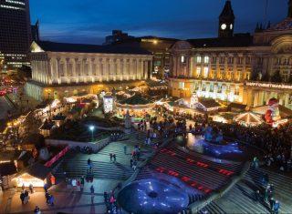 Birmingham Christmas Markets