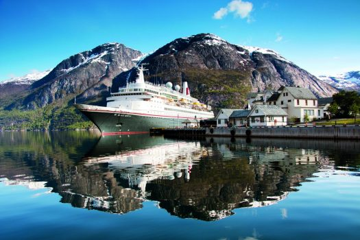 black-watch-fred-olsen-cruise fred-olsen-azores-islands-discovery-2018 cruise-france-rivers-cities beautiful-norwegian-fjords-w1706 beautiful-norwegian-fjords-w1706 cruising-iceland-w-1709-14-nights Black Watch - Eidfjord, Norway ©Fred Olsen Cruise Lines