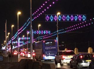 Blackpool, Lancashire - Illuminations (02-CMY-NCN)