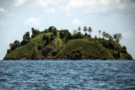 Panama, Chiriqui, Boquete, National Park, marine, island, © Owner www.panamajourneys.com