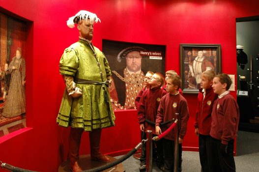 Bosworth Battlefield, Leicestershire - Visitors