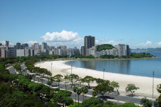 Botafogo Bay, Rio De Janeiro, brazil