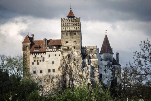 Romania, Transylvania, Bran Castle, Dracula's Castle, Book tour, literary tour, group travel