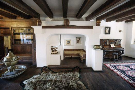 Romania, Transylvania, Inside Bran Castle, Draculau0027s Castle, Group Travel,  Literary Tour