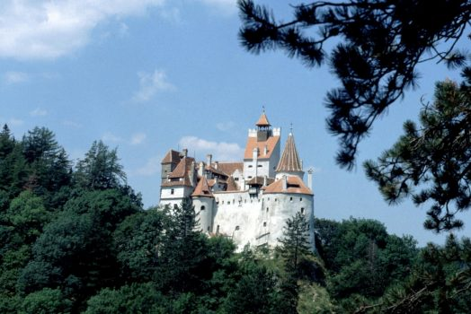 Romania, Transylvania, Bran Castle, Dracula's Castle, Group Travel, Literary tour, book tour, NCN