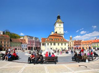 Romania, Transylvania, Brasov, Group Travel, Dracula, Literary tour NCN