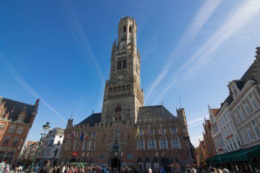 Bruges, Belgium - Belfry © PT Wilding