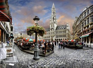 Brussels, Grand Place (C) WBT-G.Batistini