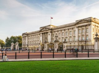 Buckingham Palace, London © visitlondon.com, Jon Reid EXPIRES 16.9.2021