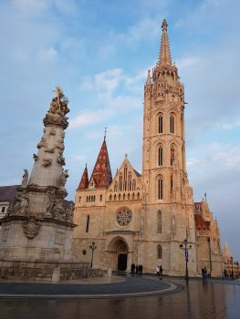 St Matthias Church, Budapest, Hungary, Group Travel