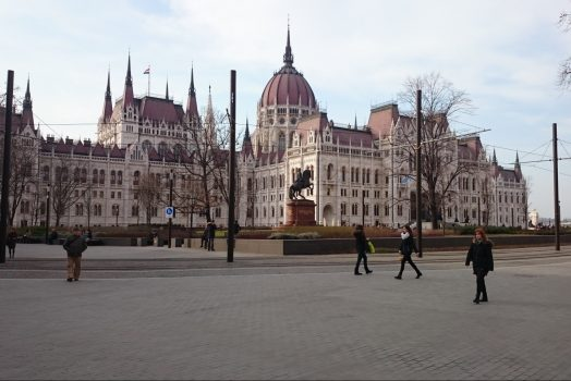 Budapest-Parliament Germany's Black Forest
