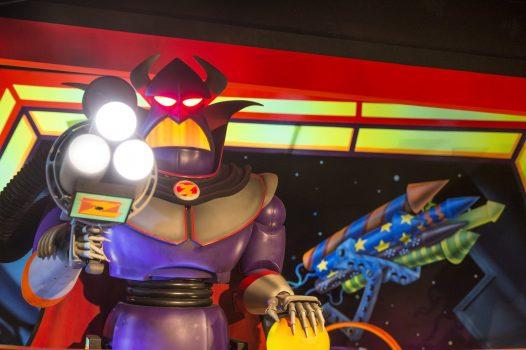 Buzz Lightyear Laser Blast® - Discoveryland Disneyland® Park