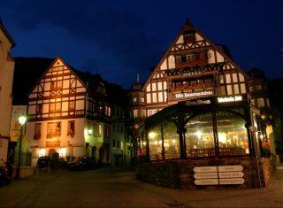 Alte Bauernschänke Hotel in Assmannhausen, Rhine Valley (NCN)