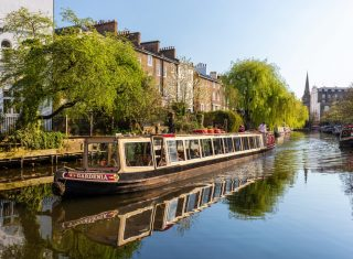 Little Venice, London - A stretch of the Grand Union Canal ©VisitBritain, Pawel Libera, visitlondon.com EXPIRES 1.11.2020Camden Lock, London © visitlondon.com, Jon Reid EXPIRES 16.9.2021