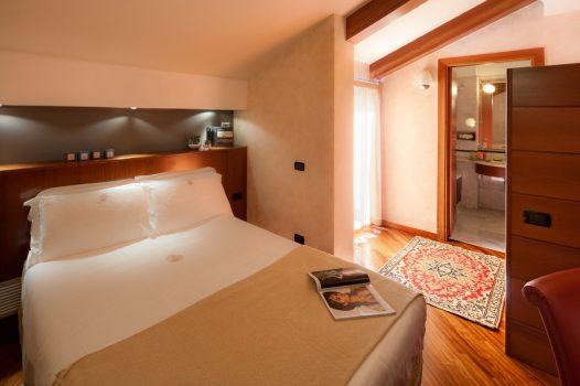 Standard Bedroom at Grand Hotel Diana Majestic, Diano Marina, Italian Riviera, Italy,