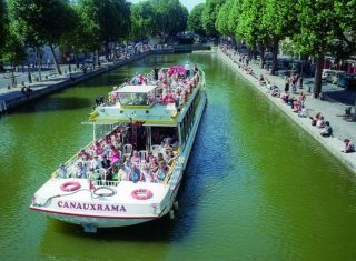 Canal Saint-Martin ©Paris Tourist Office / Photographer Amelie Dupont