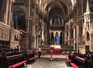 Canterbury Cathedral, Kent (KWY-NCN)