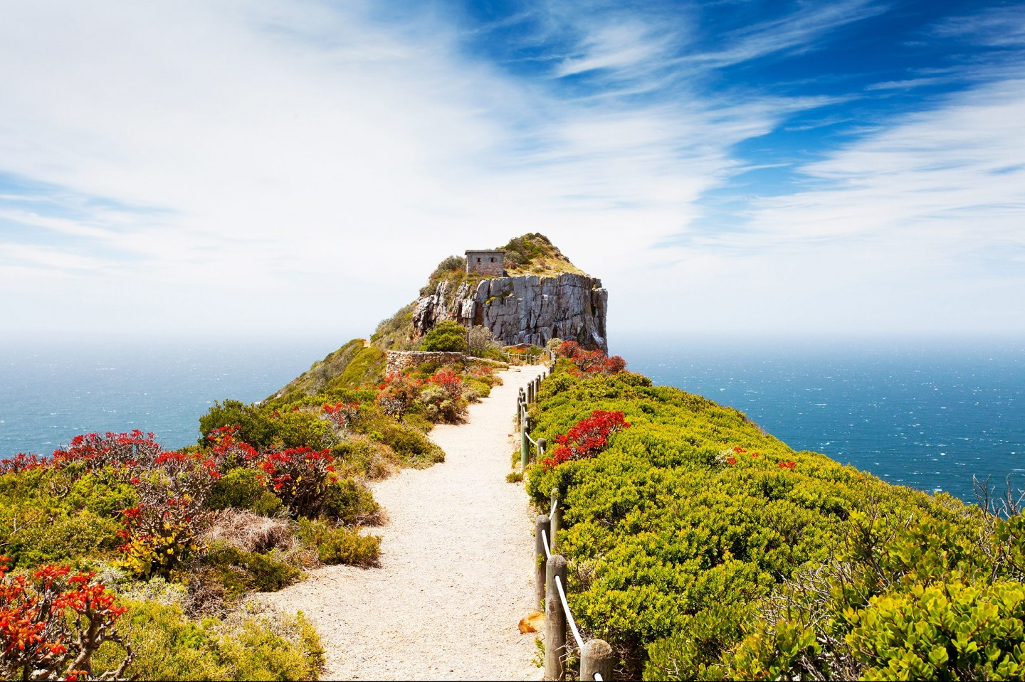 (Garden Route) Cape Point Nature Reserve, Cape Town, South Africa