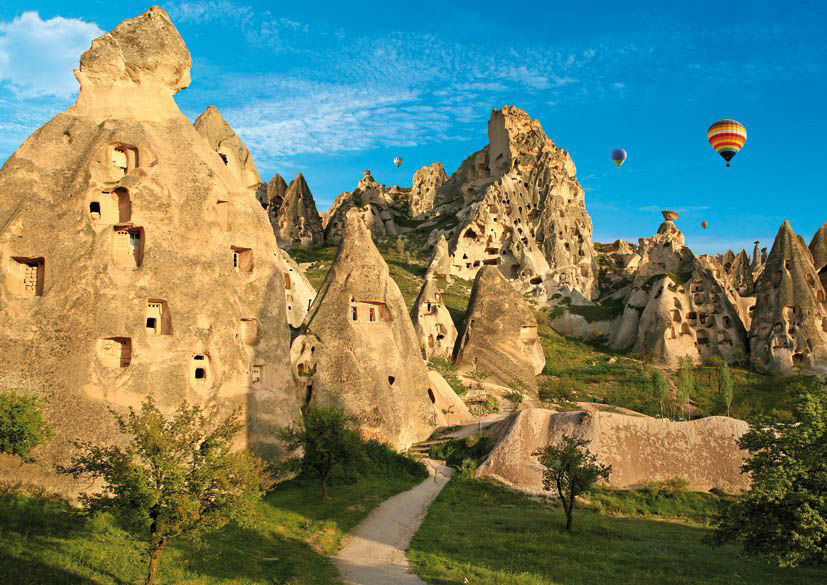 Cappadocia-©The-Ministry-of-Turkish-Culture-Tourism - Greatdays