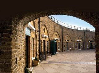 Redoubt Fort Casemates, Group Tour to Essex