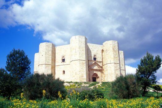 Castell del Monte, Puglia, Italy