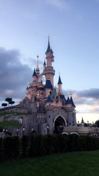 Mega Fam Trip Sleeping Beauty Castle