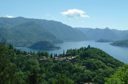 Centre Lake Como Valsassina, Lake Como, Italy ©Courtesy of Settore Turismo – Provincia di Como