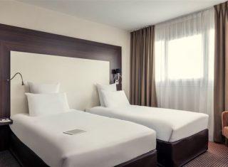Mercure Paris Porte d'Orleans - Standard Twin Room