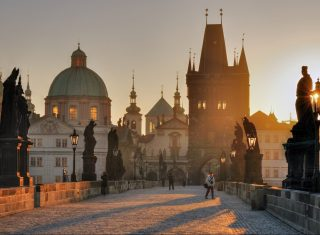 Prague charles bridge old town communism ©Dagmar Veselková Eastern Europe