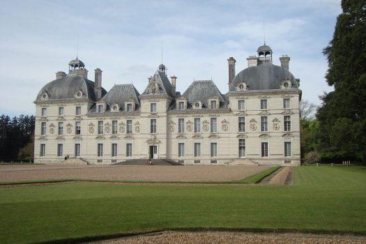 Chateau de Cheverny, Loire, France (NCN_AFR)