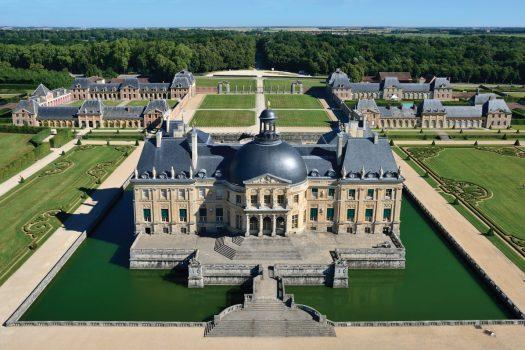 Chateau Vaux Le Vicomte - Vaux le Vicomte ©Photo A.Chicurel et L. Lourdel