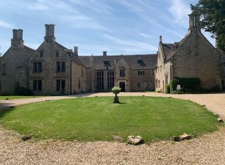 Chavenage House, Cotswolds - Fam Trip 2019
