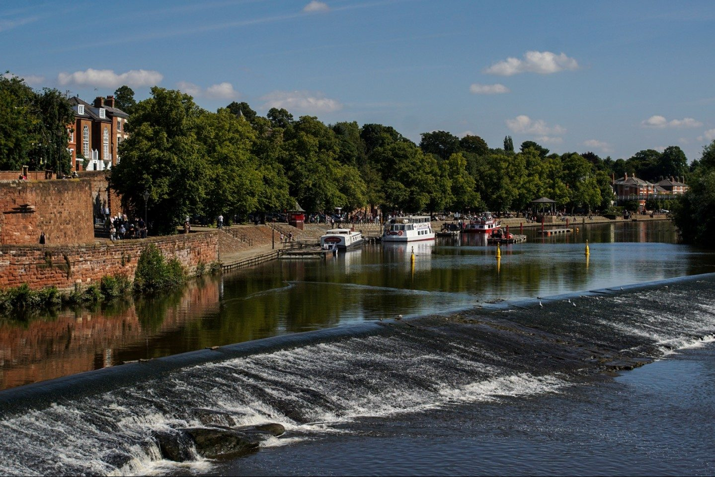 Chester, Cheshire - River Dee (3_NCN)