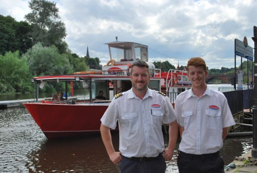 Chester, ChesterBoat River Cruises - Meet the Team