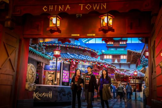 China Town ©The Intu Trafford Centre