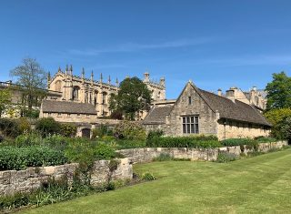 Christ Church College, Oxford, Cotswolds - Fam Trip 2019