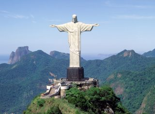 Christ the Redeemer, Rio de janiero, Brazil